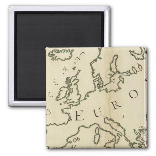 Europe 44 magnet