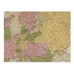 Europe 47 postcard