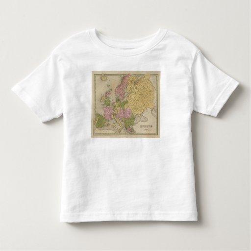 Europe 47 toddler t-shirt