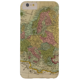 Europe 4 barely there iPhone 6 plus case