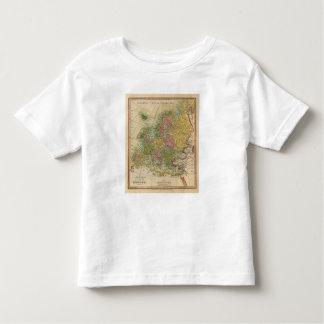Europe 4 tee shirt