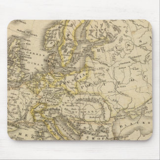 Europe 52 mouse pad