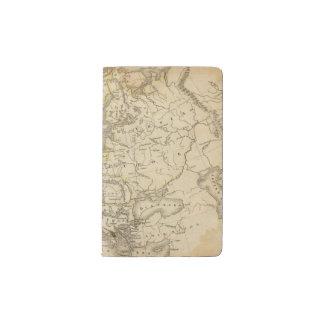 Europe 52 pocket moleskine notebook