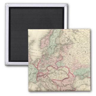 Europe 5 magnet