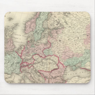 Europe 5 mouse pad