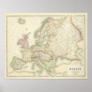 Europe 6 poster
