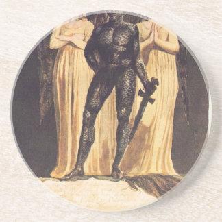 Europe. A Prophecy. William Blake Beverage Coasters