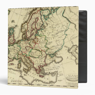 Europe ancient, modern binder