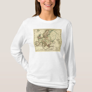 Europe ancient, modern T-Shirt