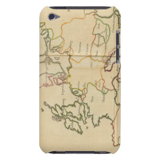 Europe and Major Cities Barely There iPod Cases