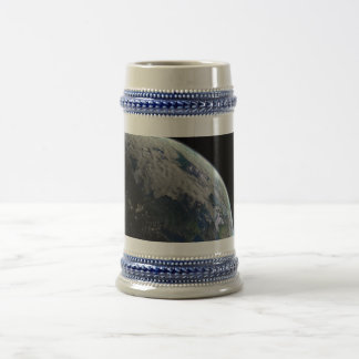Europe-at-night1209 PLANET EARTH SPACE EUROPE NIGH Beer Stein