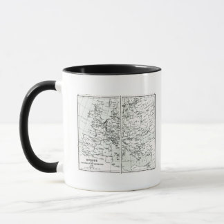 Europe, at the start of the Reformation Mug
