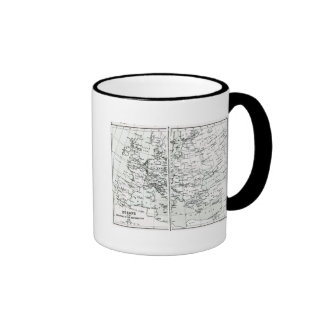 Europe, at the start of the Reformation Ringer Mug