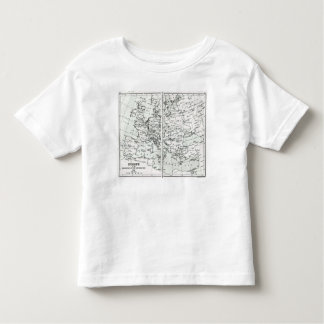 Europe, at the start of the Reformation Toddler T-shirt