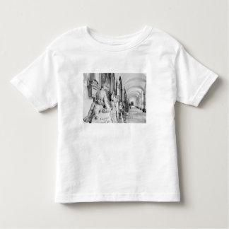 Europe, Austria, Salzburg. Cherub and monument T Shirt