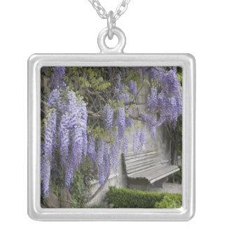Europe, Austria, Salzburg Stadt, Salzburg, Silver Plated Necklace