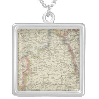 Europe, Belarus, Ukraine Silver Plated Necklace