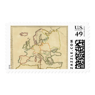 Europe by Religion 2 Stamps