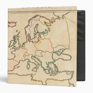 Europe by Religion 3 Binder
