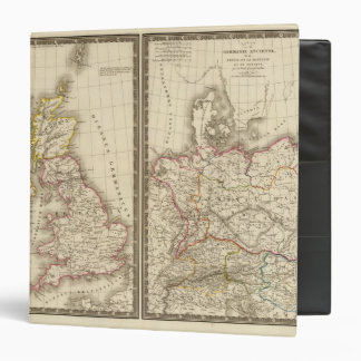 Europe Central England Germany Binders