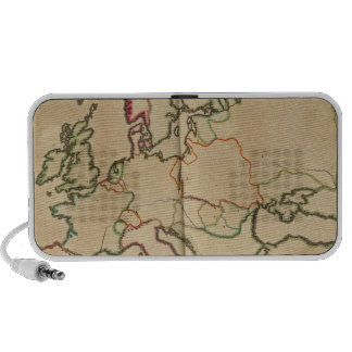 Europe Climate iPhone Speaker