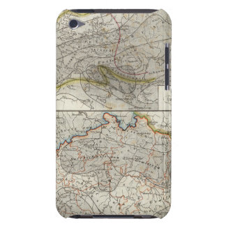 Europe Climate Map Barely There iPod Case