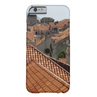 Europe, Croatia. Medieval walled city of 2 Barely There iPhone 6 Case