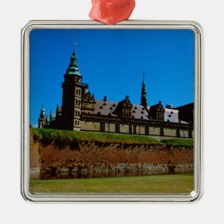 Europe, Denmark, Helsingor aka Elsinore), Metal Ornament