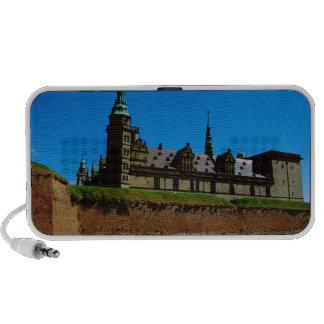 Europe, Denmark, Helsingor aka Elsinore), Portable Speaker