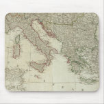 Europe divided into its kingdoms,  empires mouse pad