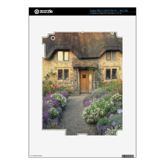 Europe, England, Chippenham. Early morning light Decal For iPad 3
