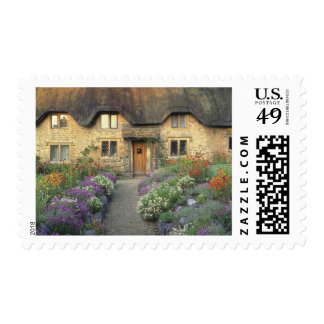 Europe, England, Chippenham. Early morning light Postage