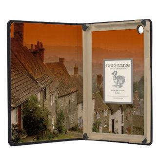 Europe, England, Dorset, Shaftesbury. Gold hill iPad Mini Retina Cover