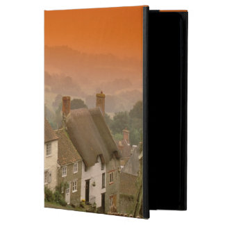 Europe, England, Dorset, Shaftesbury. Gold hill Case For iPad Air