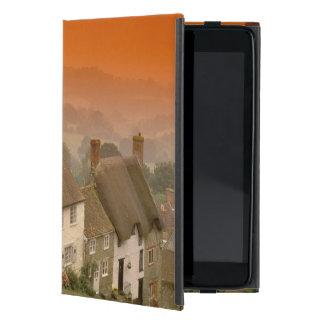 Europe, England, Dorset, Shaftesbury. Gold hill iPad Mini Case