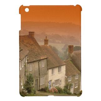 Europe, England, Dorset, Shaftesbury. Gold hill iPad Mini Cover