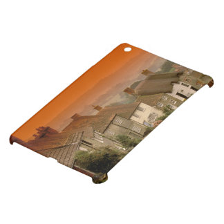 Europe, England, Dorset, Shaftesbury. Gold hill iPad Mini Covers