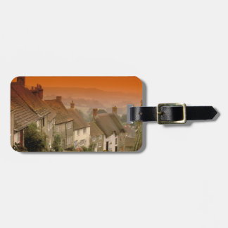 Europe, England, Dorset, Shaftesbury. Gold hill Tag For Bags