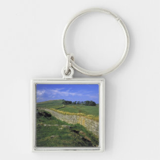 Europe, England, Hadrian's Wall. The stones of Keychain