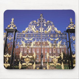 Europe, England, London. Gilded gate outside of Mouse Pad