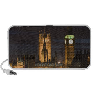 Europe, ENGLAND, London: Houses of Parliament / 2 Speakers