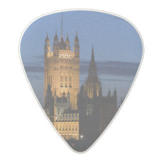 Europe, ENGLAND, London: Houses of Parliament / Acetal Guitar Pick