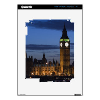 Europe, ENGLAND, London: Houses of Parliament / iPad 3 Skin