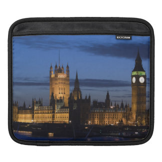 Europe, ENGLAND, London: Houses of Parliament / iPad Sleeves