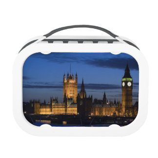 Europe, ENGLAND, London: Houses of Parliament / Yubo Lunch Box