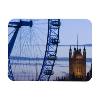 Europe ENGLAND London Houses of Parliament Rectangle Magnets