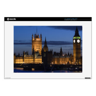 "Europe, ENGLAND, London: Houses of Parliament / Skins For 15"" Laptops"