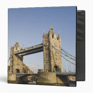 Europe,ENGLAND, London: Tower Bridge / Late Binder