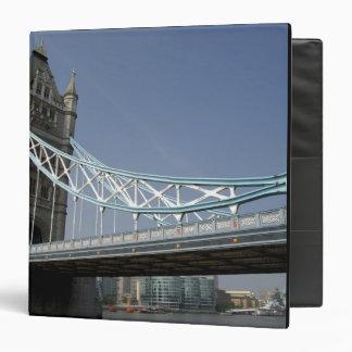 Europe, England, London. Tower Bridge over the 2 Binder