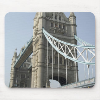 Europe, England, London. Tower Bridge over the Mouse Pad